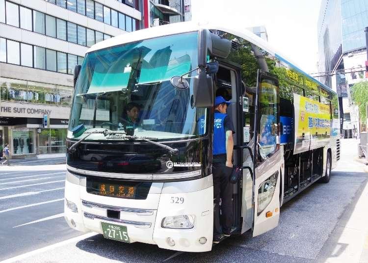 从东京到成田只要1000日元?便利机场巴士「THE ACCESS 成田」搭乘攻略&体验心得