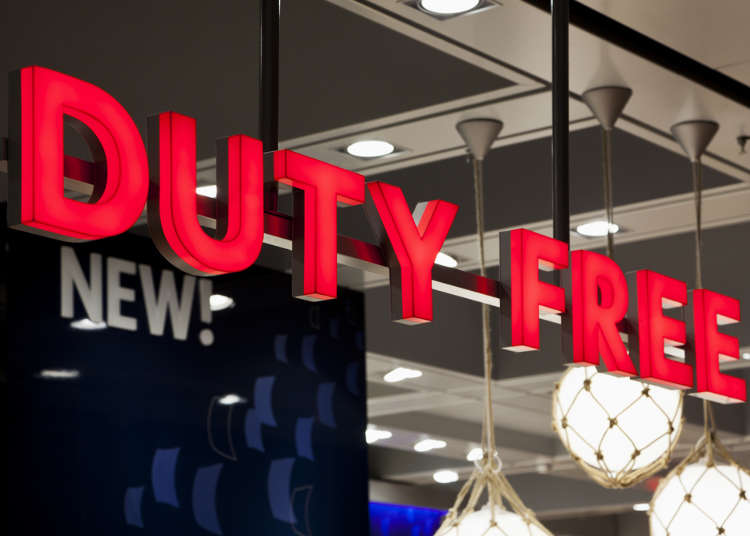 Japan Duty Free Guide: All You Need to Know About Tax Free Shopping at Narita Airport!
