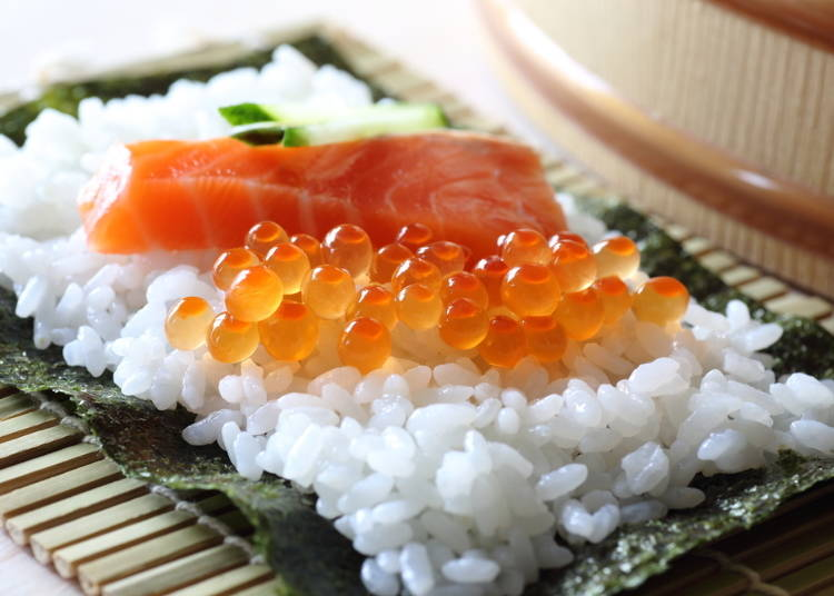 《イタリア人男性の場合》 避けていた手巻きと細巻き寿司にハマった!