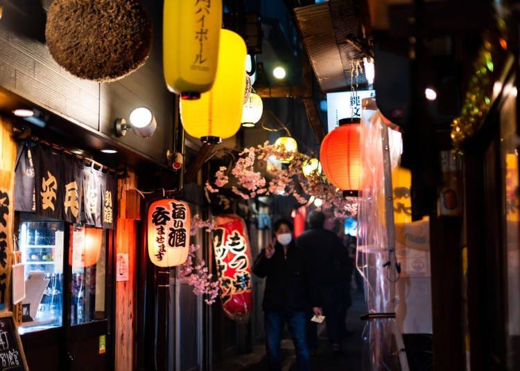 帶有庶民人文風情的「下町」也是東京的絕景?!