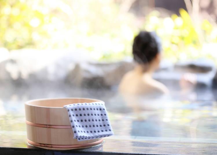 種類豊富な温泉や癒しリラクゼーションがうれしい「大江戸温泉物語」