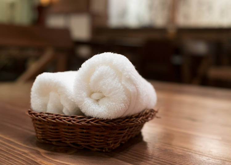 Hot Towels are Free! In China, You Have to Pay for Them