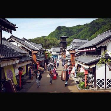 EDO WONDERLAND日光江户村