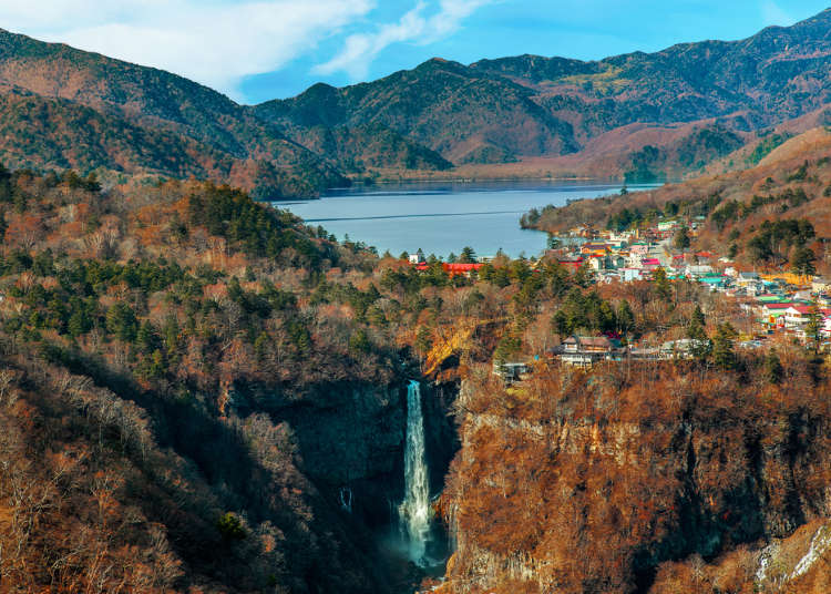 Day Trip Around Nikko! Get the Most out of Nikko's Famous Sightseeing Spots and World Heritage Site on the Hato Bus!
