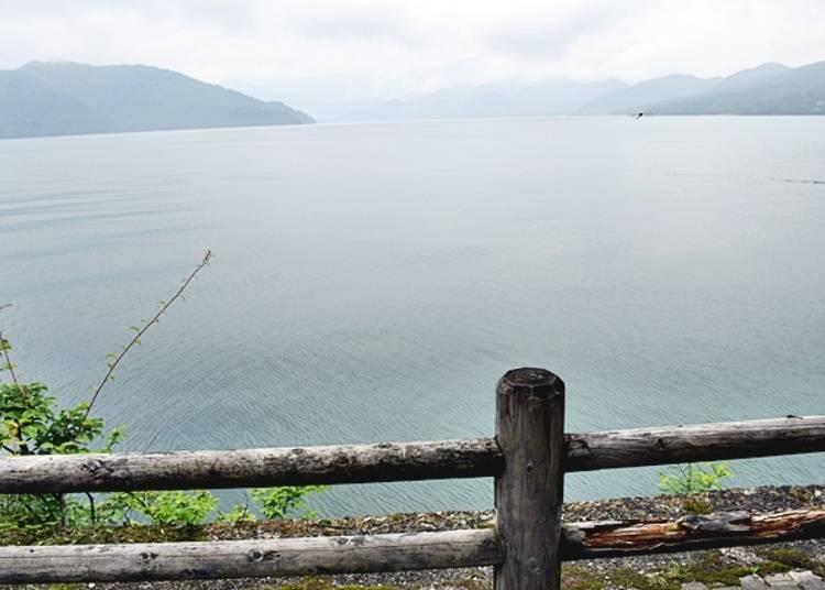 日光巴士行程③到「中禪寺湖」享受大自然!