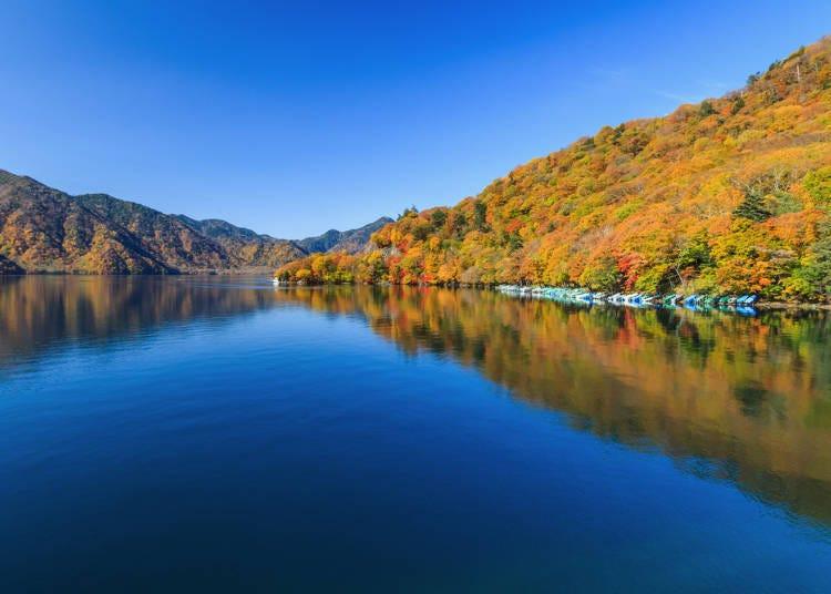 日光一日遊行程⑤中禪寺湖