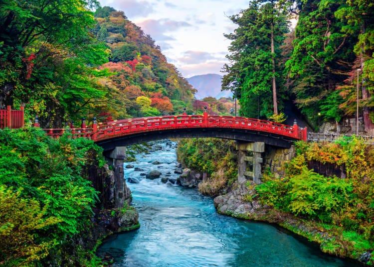 日光一日遊行程⑥神橋