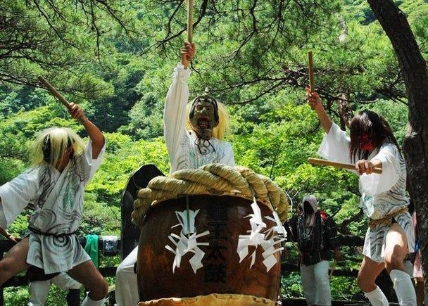 """[ฤดูร้อน] นิกโก้ในฤดูร้อนและ """"เทศกาลริวโอมัทสึริ (เทศกาลราชามังกร)"""" อันแสนคึกคัก"""