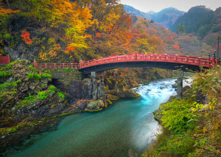 Budget Sightseeing in Nikko: Save money with a NIKKO PASS!