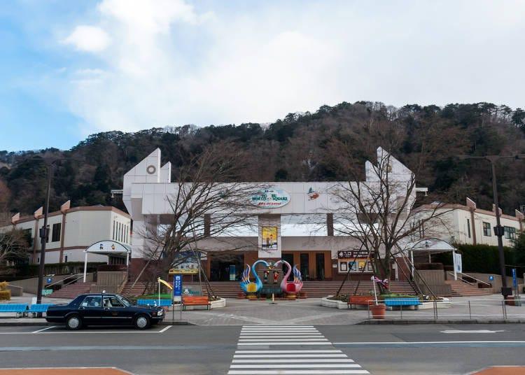可用NIKKO PASS的景點推薦⑧東武世界廣場<鬼怒川溫泉區>