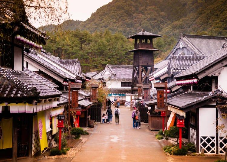 可用NIKKO PASS的景點推薦⑨EDO Wonderland日光江戸村<鬼怒川溫泉區>