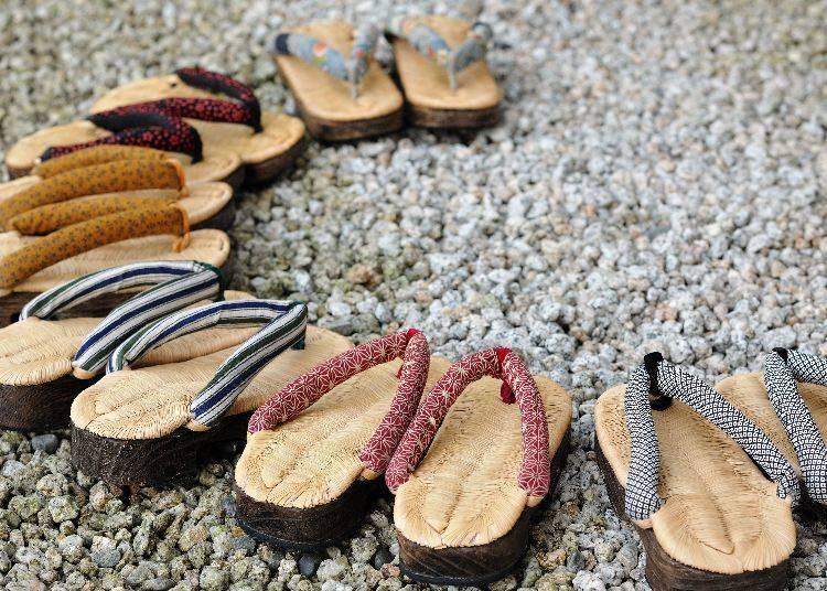 以充滿歷史的傳統工藝品「日光木屐」來體驗當地名品