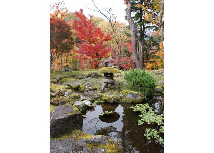 ◆커플이나 부부를 위한 일본풍 온천 료칸 '닛코 호시노야'