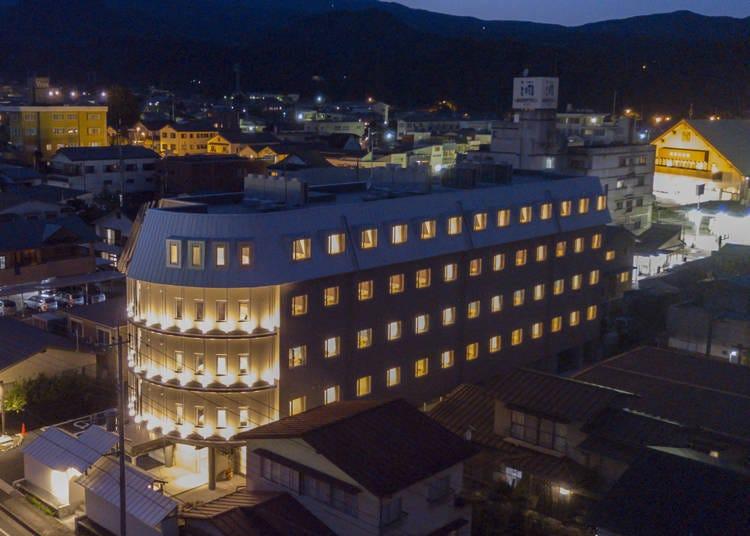 现代极简舒适旅馆「日光STATION HOTELⅡ号馆」