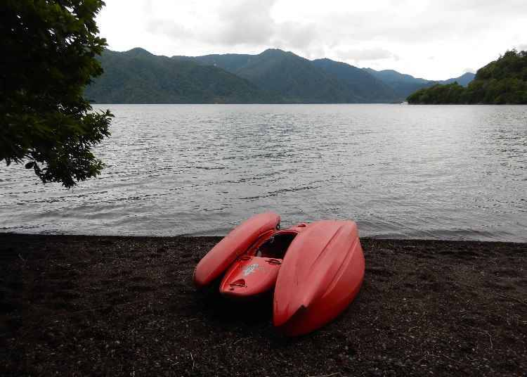 Kayaking Experience Tour: A great way to fully explore Nikko's nature!