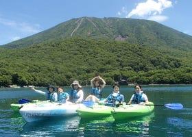 不只有紅葉!中禪寺湖「輕艇遊湖觀光」新手實際體驗