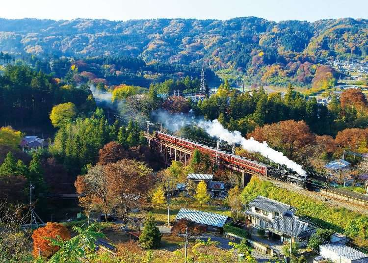 Top 4 Recommended Tourist Spots in Chichibu Japan for Weekend Getaways During Each Season