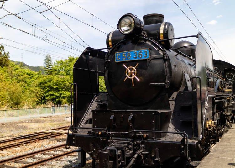 ● Chichibu Railway 1 Day Pass (Chichibu Railway)