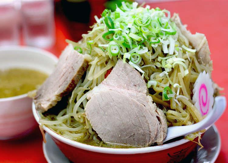 '치치부의 일품 라멘 가게' 3선! 라멘 마니아가 엄선한 경이적인 왕곱빼기는 어떤 맛?