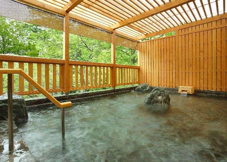 치치부 료칸 - 노천온천은 물론, 도심에서도 편리하고 외국인 혼자가도 좋은 료칸 3곳.