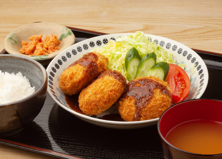 """5. Korokke: How to make """"Japanese croquettes"""" - surprise & inspiration!"""