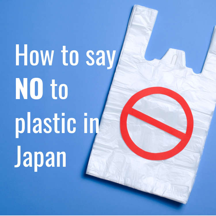 Over-wrapped! How To Limit Plastic Waste While In Japan