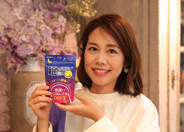 Where to buy Shinya Koso's Yoru Osoi Gohan Demo line of enzyme supplements