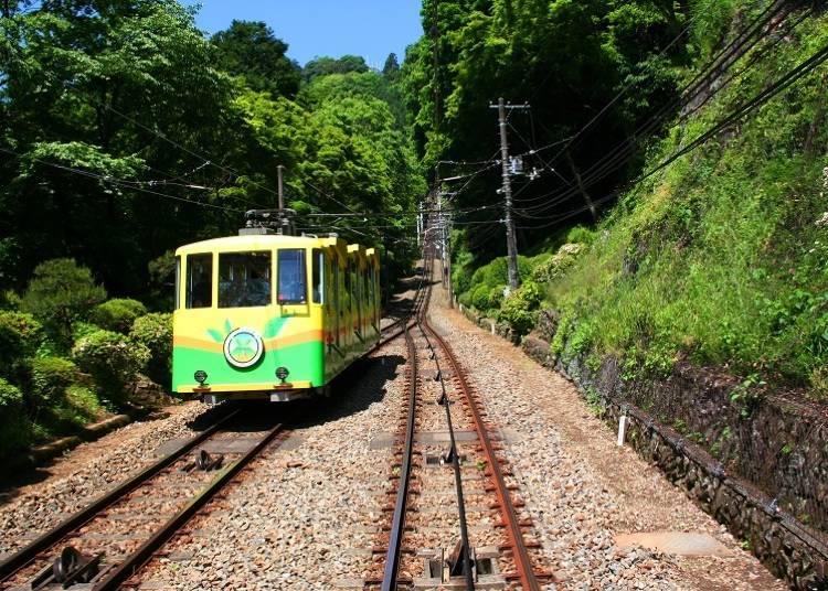 高尾山的重點車站&末班車時間