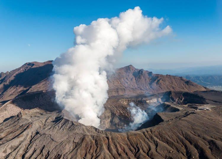 3. Volcanoes