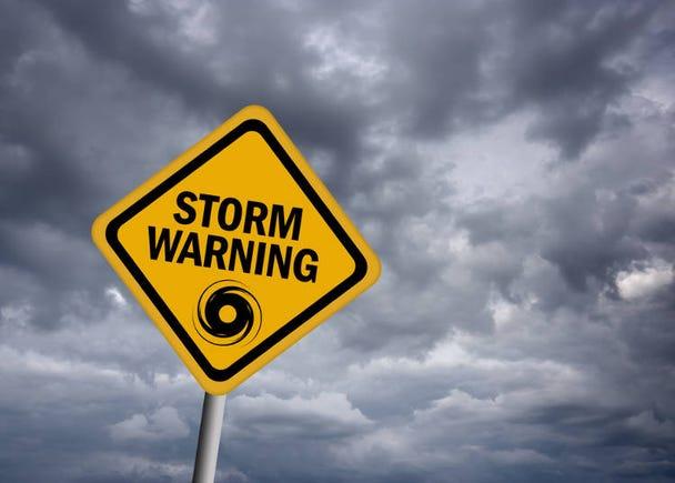 「気象警報」と「気象注意報」ってどう違う?