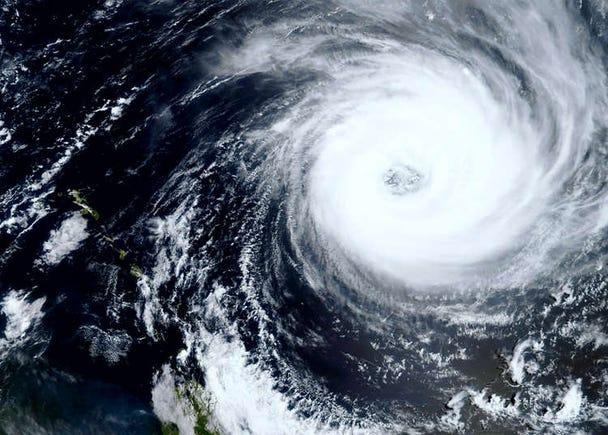 台風が来る季節はいつ? 季節別、春夏秋冬に起こりやすい日本の自然災害と必要な備え