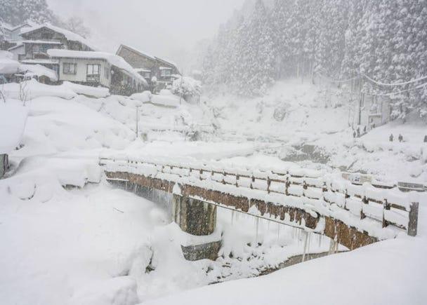 冬に起こりやすい自然災害