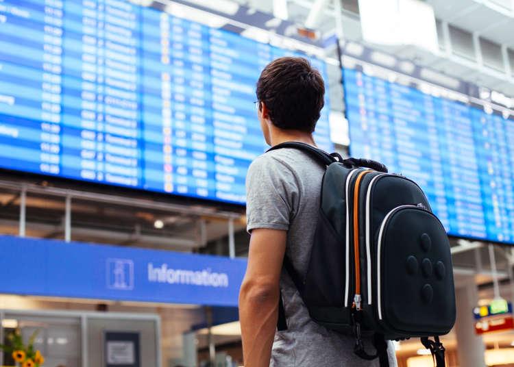일본에서 결항되면 어떻게 해야하지? 비행기가 결항되는 케이스와 대응방안.