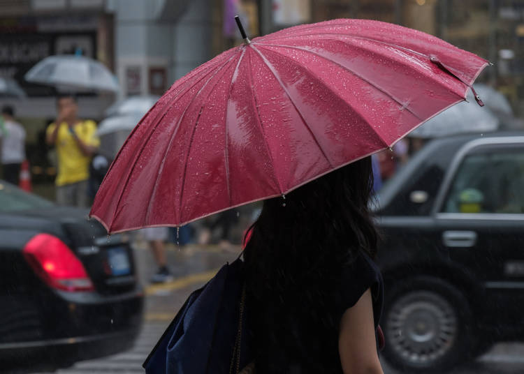 4. Differing characteristics of summer and autumn typhoons