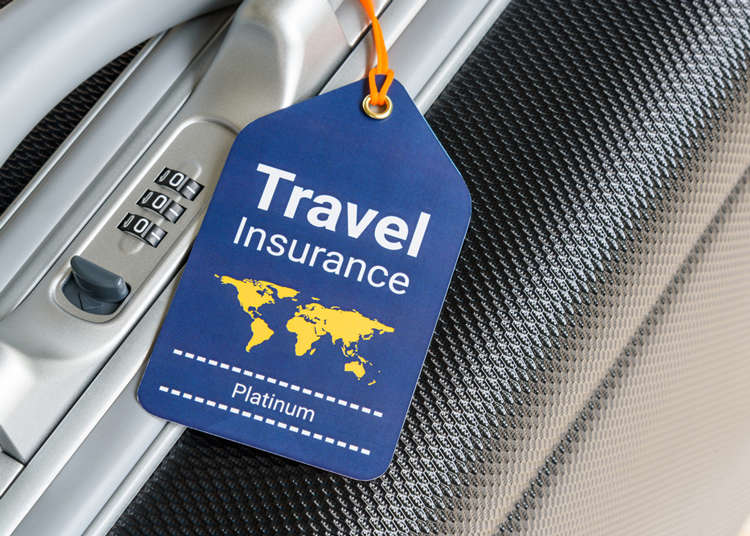 Injured while traveling?! Overseas Travel Insurance for Foreign Visitors to Japan is available - even after arriving in Japan