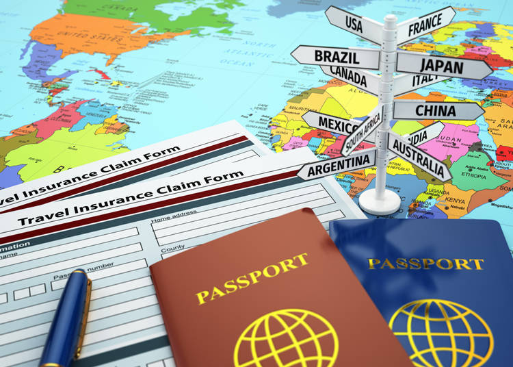 2. Overseas travel insurance for foreign visitors to Japan