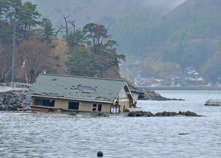 地震不是震完就没事!各种灾害的「二次灾害」及游日外国游客应对措施建议