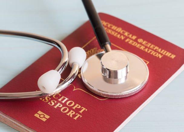去到日本醫療單位時,掛號看診時需要哪些東西呢?