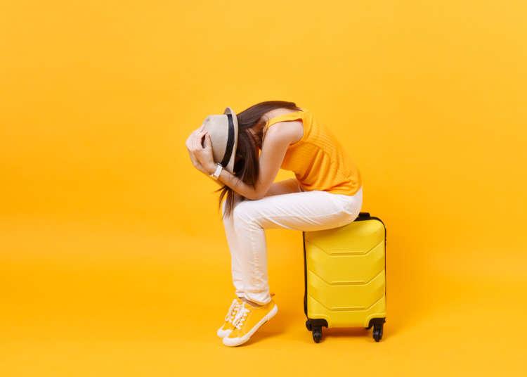 楽しい旅行中にもし被災したら…?訪日外国人が思う「日本で被災したら不安なコト」とその対処法