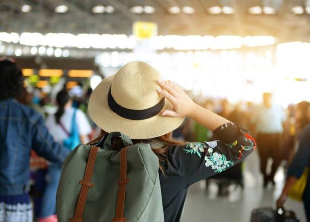 空港で使える非常用電源の整備状況は?