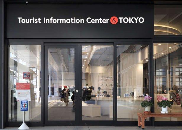 东京旅行途中遇到问题该怎么办?东京人气观光景点外国观光客救助设施总览汇整