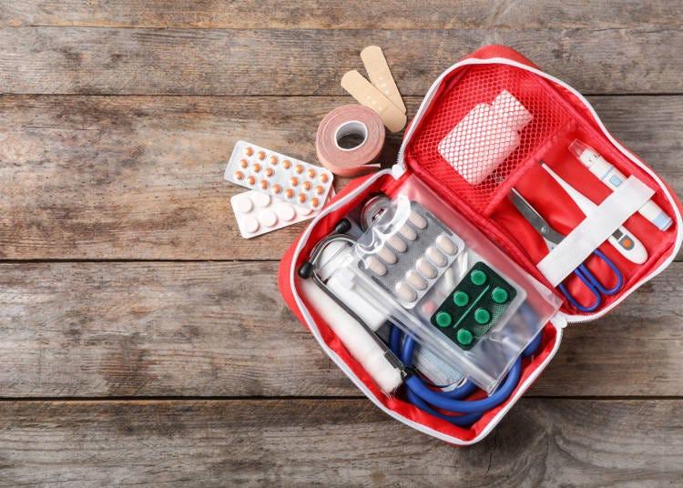 """อุปกรณ์ติดตัวแสนสะดวกหากเกิดภัยพิบัติ ①""""กระเป๋าน้อยป้องกันภัย สิ่งของในชีวิตประจำวัน"""""""