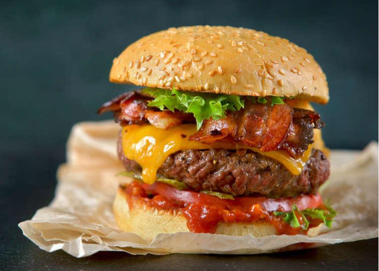 アメリカ人男性がショックを受けた日本のハンバーガー事情