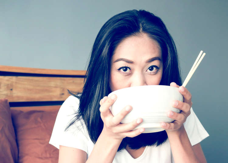 Quirky Japanese Manners 101: To Slurp or Not To Slurp?