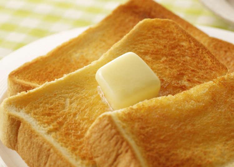 山型と角型食パンの違いって?意外と知らないパン用語の違いを専門家に聞いてみた