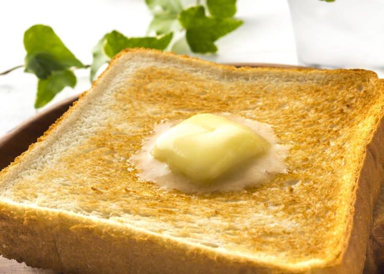 ■「パン」と「ブレッド」、「トースト」の違い
