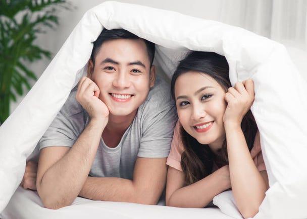 애정 표현은 연애 때나 결혼 후나 똑같다?