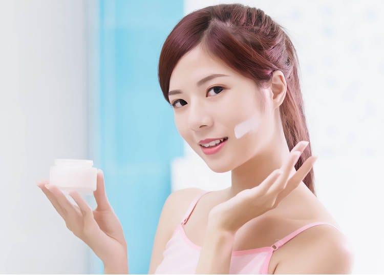 5. Curél Moisture Face Milk 120ml (Body Milk)