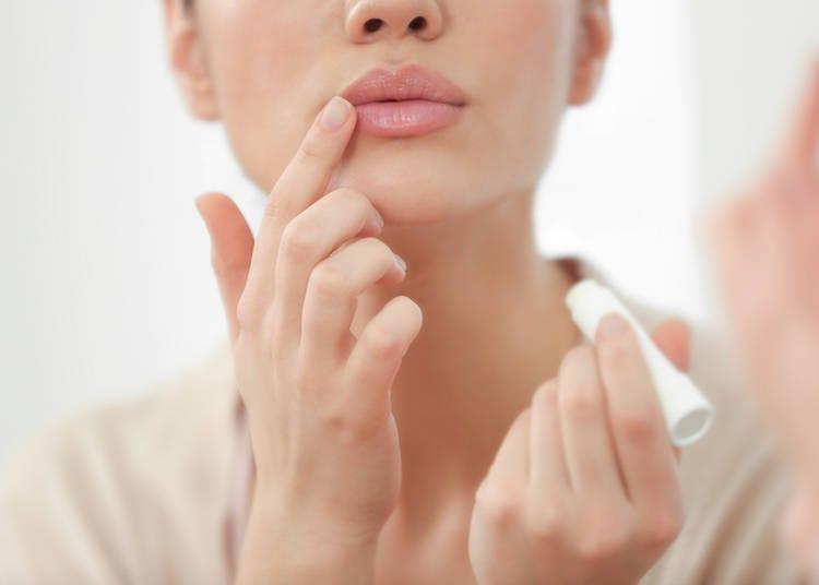 第3名 護唇膏:DHC藥用潤唇膏1.5g(DHC 薬用リップクリーム 1.5g)