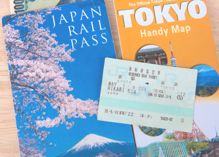 1. Types of train tickets in Japan: Japan Rail Pass, Paper Tickets, IC cards, Special Tickets